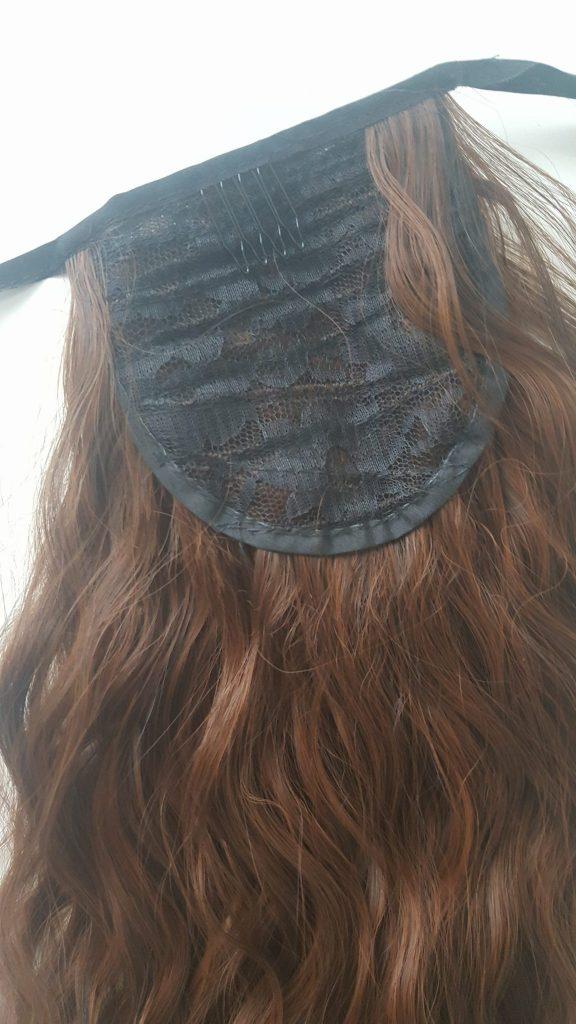 ponytail hair ekstensions