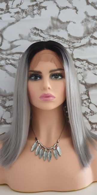 silver/sort lacefront