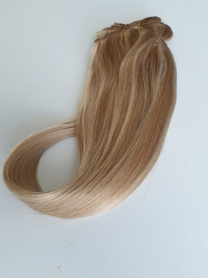Extensions clip on